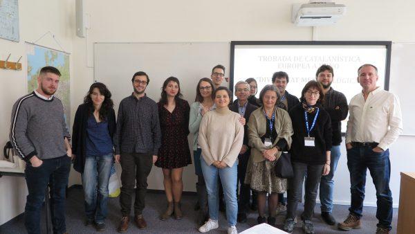 Tots els participants de la jornada en una foto final. Moltes gràcies!